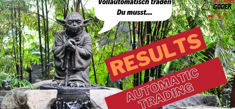 Trading Results Gridmaster 2020