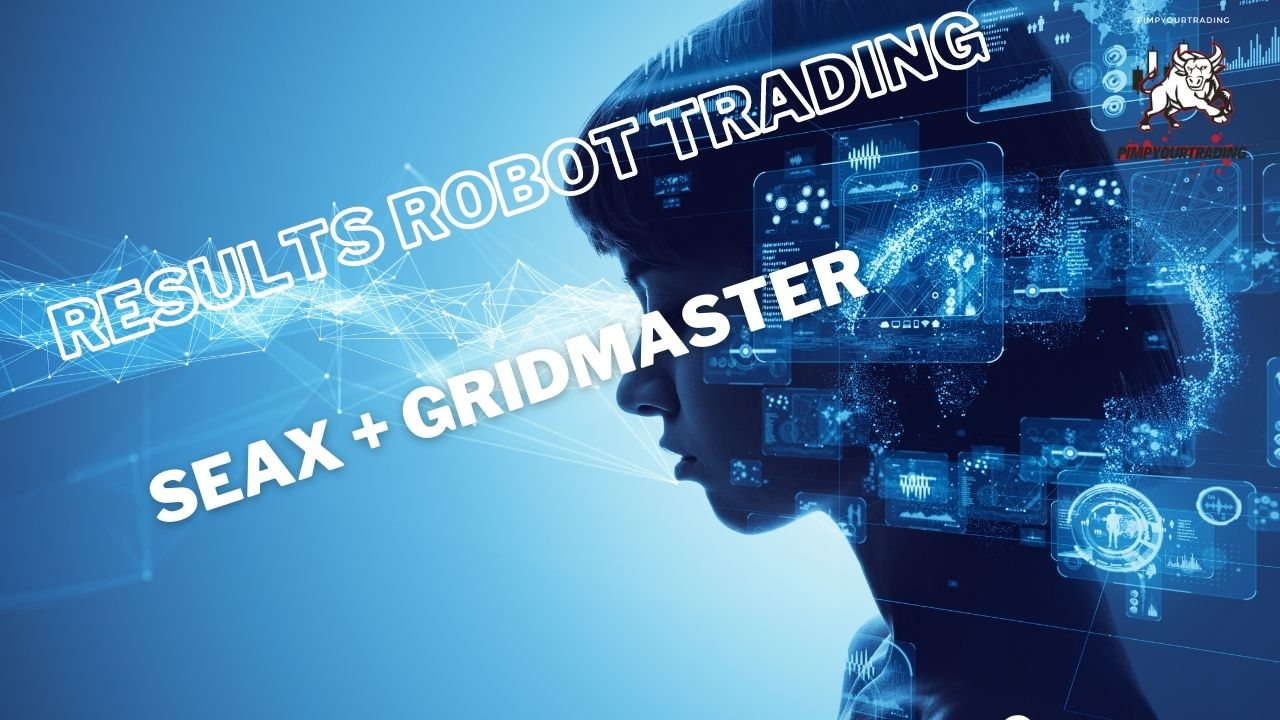 Trading Results Robots Juli 2021